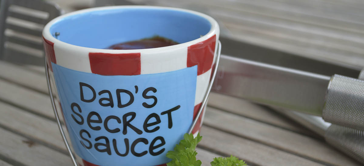 BBQ Dads secret sauce