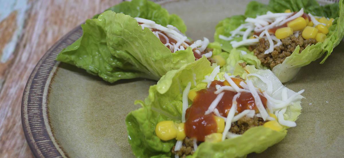Salat wraps