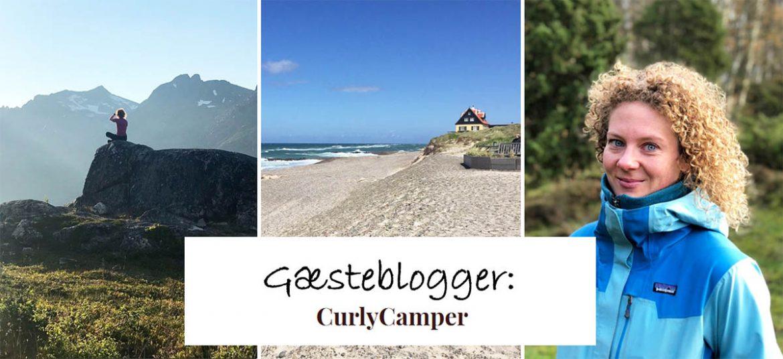 Gæsteblogger Maria Rømer, Curlycamper