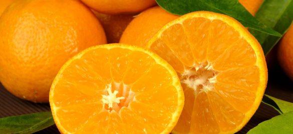Appelsinmousse