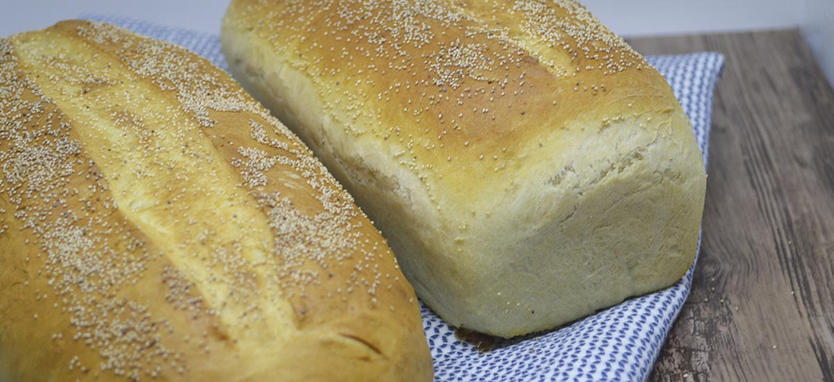 Franskbrød - rundt og formbrød