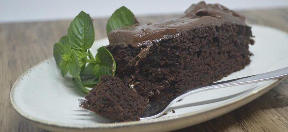 Chokoladekage