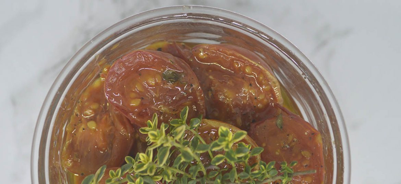 Ovnbagte tomater