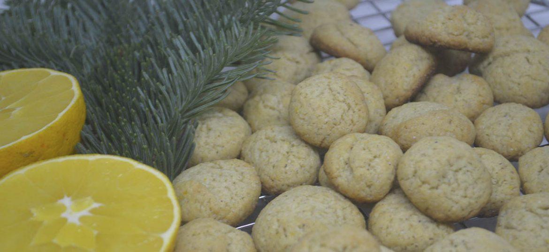 Pebernødder med appelsin