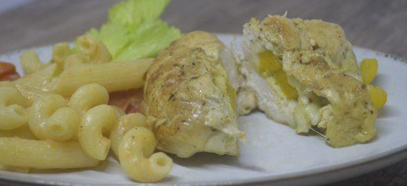 Italienske kyllingeruller