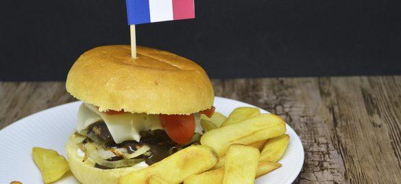 Le Mans Burger