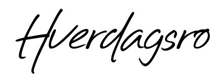 Hverdagsro.dk – opskrifter og inspiration til lækker hverdagsmad