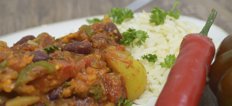 Vegetarisk chili