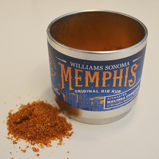Krydderi til lammekølle