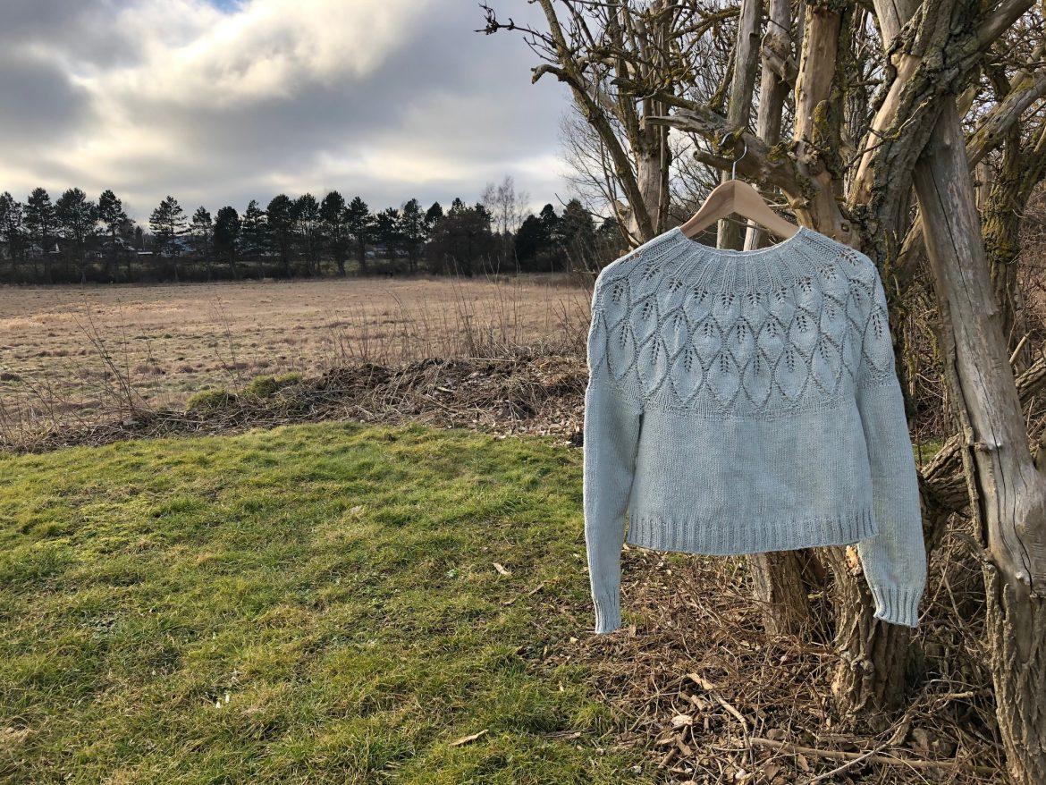 Change of Plans sweater